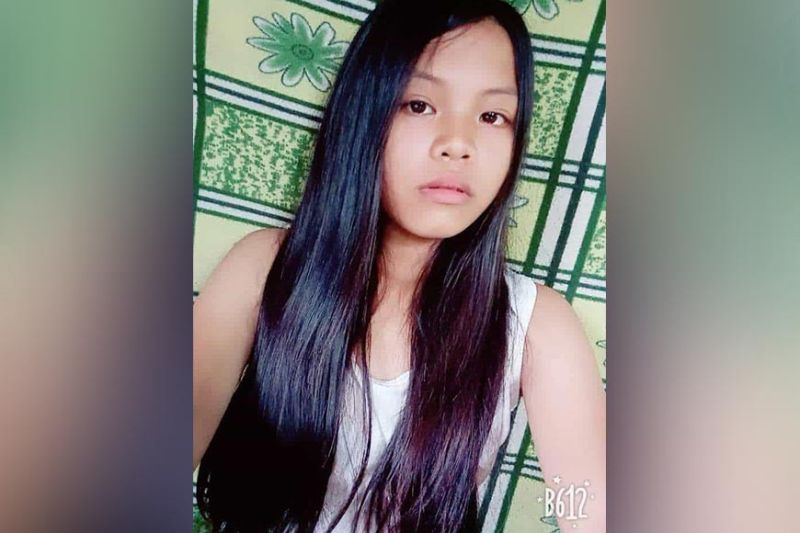 WHO'S THE KILLER? The police are investigating the murder of 14-year-old Justine Andayop, whose lifeless body was found 50 meters from her home in Sitio Caimito, Barangay Guimbawian, Pinmungajan, Cebu on Monday afternoon, Oct. 14, 2019. (Contributed photo)