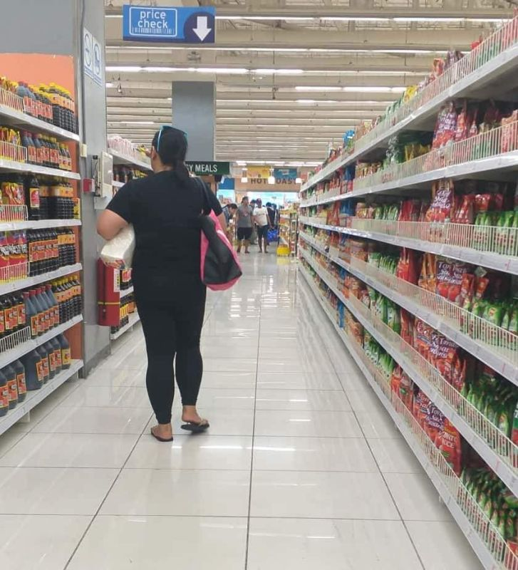 BACOLOD. Department of Trade and Industry (DTI)-Negros Occidental to issue copies of the new suggested retail prices of basic and prime goods among establishments in the province. (Photo by Erwin P. Nicavera)