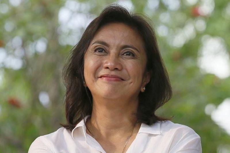 Vice President Maria Leonor
