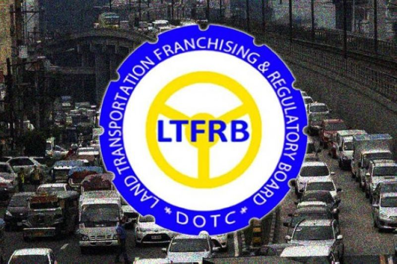 The LTFRB has been named among the