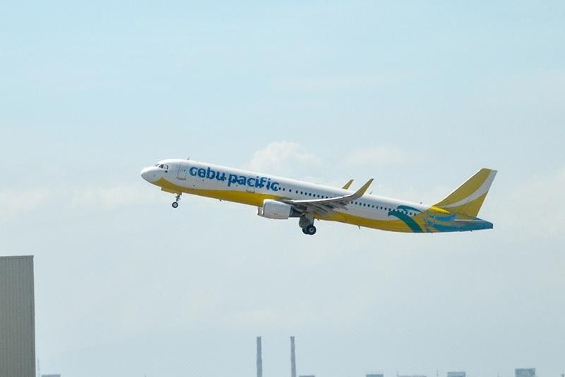 DAVAO. With CEB Flexi, Cebu Pacific passengers will be able to rebook their flights up to two hours before departure of the original flight. (RJ Lumawag)