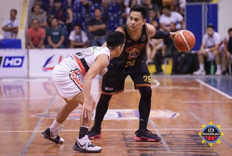 FAMILIAR FACES. Mark Tallo and the Bacolod Sardines will try to boost their playoff chances against the Cebu Sharks. (Contributed Photo)