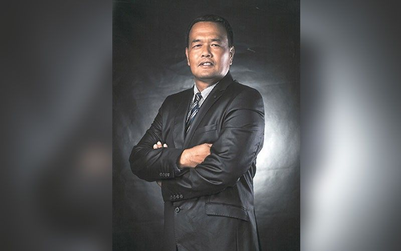 NEVER SURRENDER. Entrepreneur Guilbert Purcia says successful business owners are those that never quit despite life's difficulties.  (Contributed Photo)