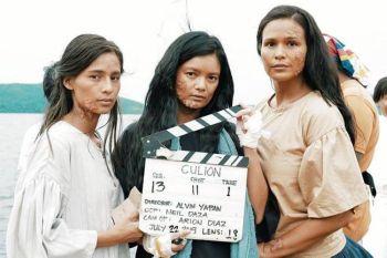 (From left) Actress Jasmine Curtis-Smith, Meryll Soriano and Iza Calzado. (Contributed photo)
