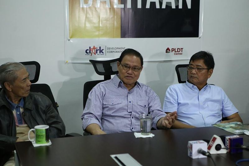 PAMPANGA. Clark Development Corporation (CDC) vice chairman Gen. Benjamin Defensor, Jr. discussed the various developments of the Clark Freeport Zone in terms of investments, exports, employment, and facilities during the Capampangan in Media (Cami) Balitaan sa Bale Balita in Clark. (CDC-CommDep photo)