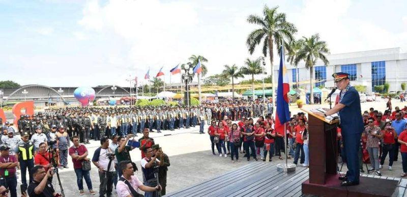 BACOLOD. Police Regional Office-Western Visayas Director Rene Pamuspusan. (Bacolod City PIO)