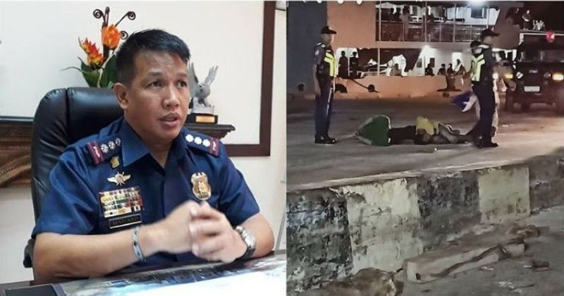 CEBU. Cebu Provincial Police Office Director Roderick Mariano denies allegations that his operatives intentionally killed four suspects involved in the J Centre Mall robbery last Saturday, October 19, 2019. (SunStar File)