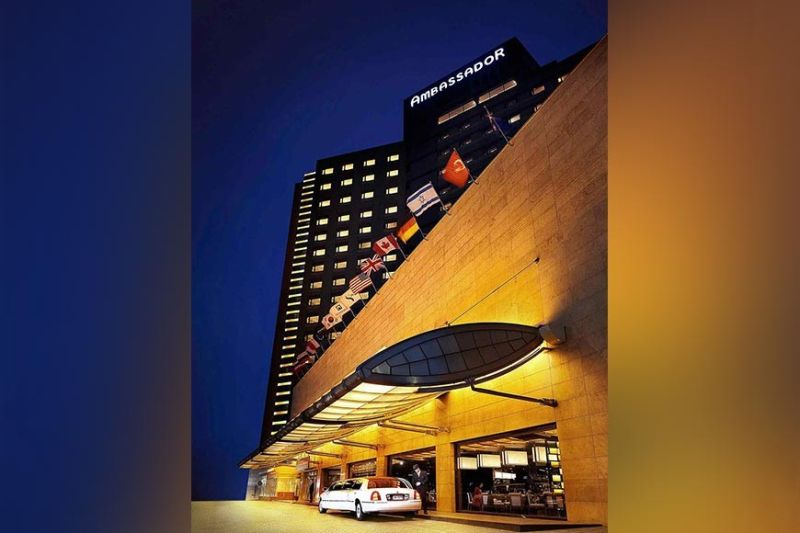 Korean art & hospitality showcased in this Seoul Hotel - the Ambassador Hotel Seoul Pullman (Accorhotel photo)
