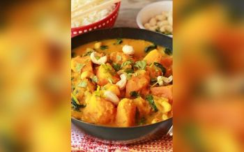 Pumpkin Curry (Photo from the internet)