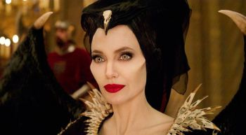 USA. This image released by Disney shows Angelina Jolie as Maleficent in a scene from