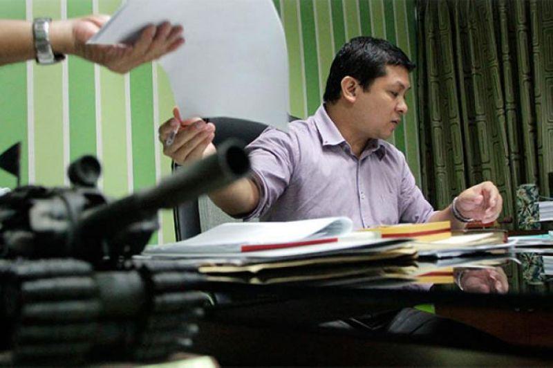CAGAYAN DE ORO. Former Cagayan de Oro City vice mayor Caesar Ian Acenas. (SunStar File)