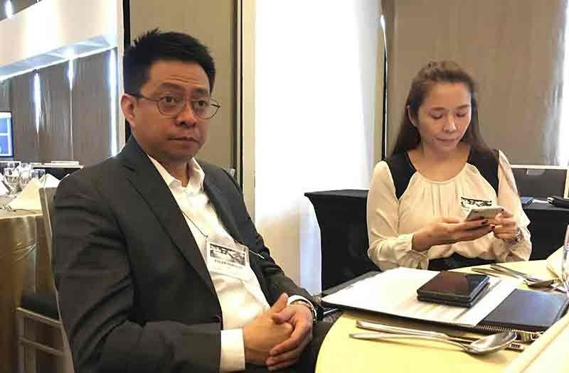 SMART CITIES. SAP Philippines managing director Edler Panlilio said their new software will allow local government units to store big data and integrate other technologies, like artificial intelligence and blockchain. (Photo by Roberto A. Gumba Jr.)