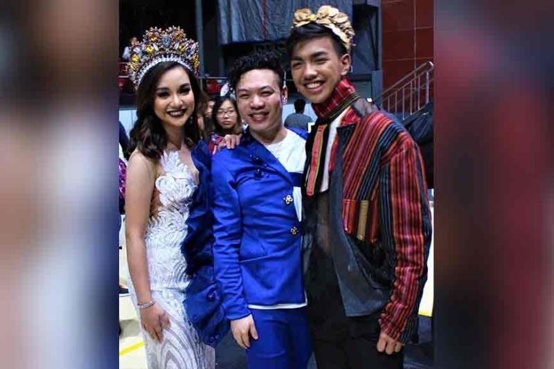 I will always be a fan of Mr. and Miss UB 2019 Leo and March! (Photo by Osharé)