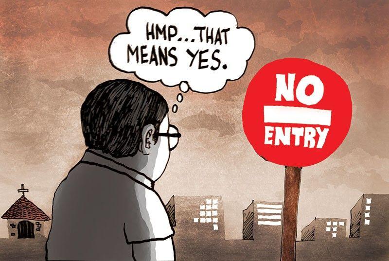 Editorial Cartoon by Josua Cabrera