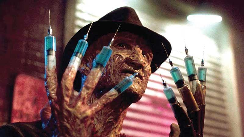 A Nightmare on Elm Street (Photo/reddit)
