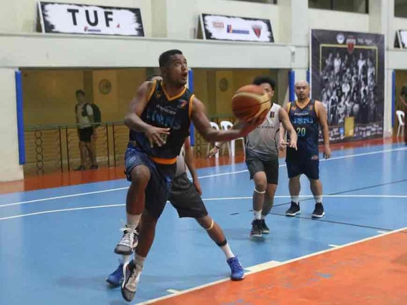 CEBU. The Dreamscape Lions picked up its biggest win of the season after defeating the defending champions Sykes. (Contributed photo)