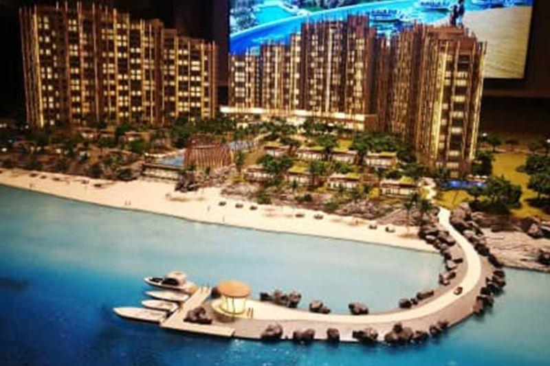 Rockwell's Mactan resort project posts 'bullish' sales take-up