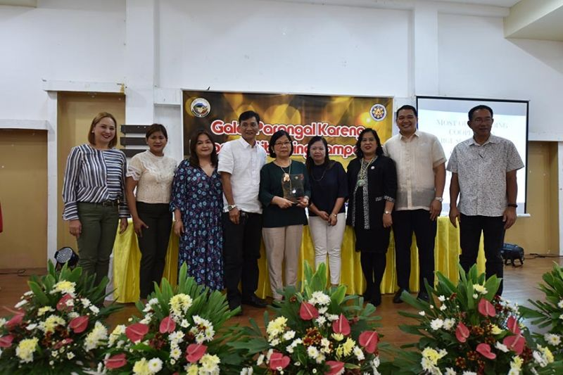 PAMPANGA. The Provincial Government of Pampanga, through its Provincial Cooperative and Entrepreneurial Development Office and Cooperative Development Authority, recognized the most outstanding cooperatives in the province at Benigno Aquino Hall, Capitol Compound. (Pampanga PIO)