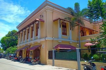 PAMPANGA. The Pampanga Provincial Jail. (Photo courtesy of Kristine Capinpin Cruz)