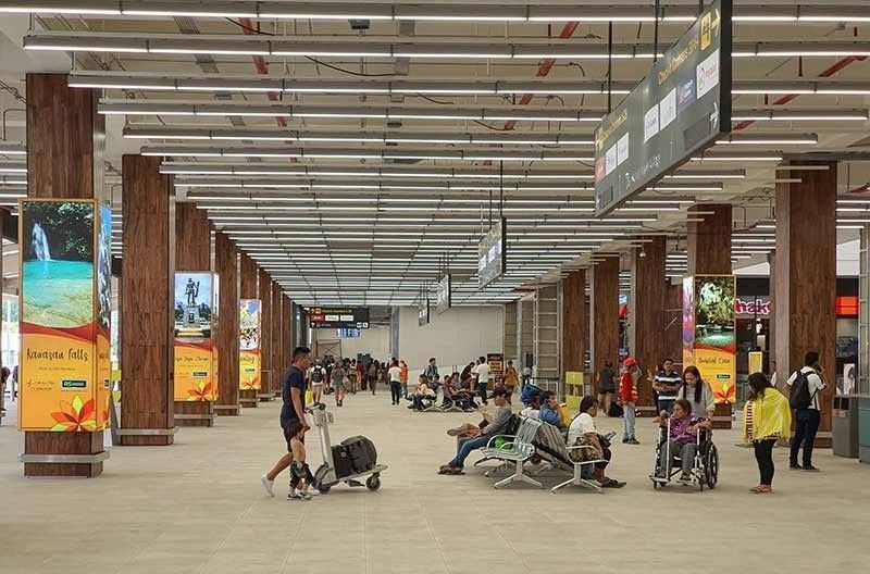 ANOTHER REASON TO CELEBRATE. Andrew Acquaah-Harrison, chief executive advisor at GMR-Megawide Cebu Airport Corp., says the opening of the renovated wing of Terminal 1 and the new airport village will create a whole new level of comfort, convenience and friendliness at the Philippines' first resort-airport. (SunStar File Photo)