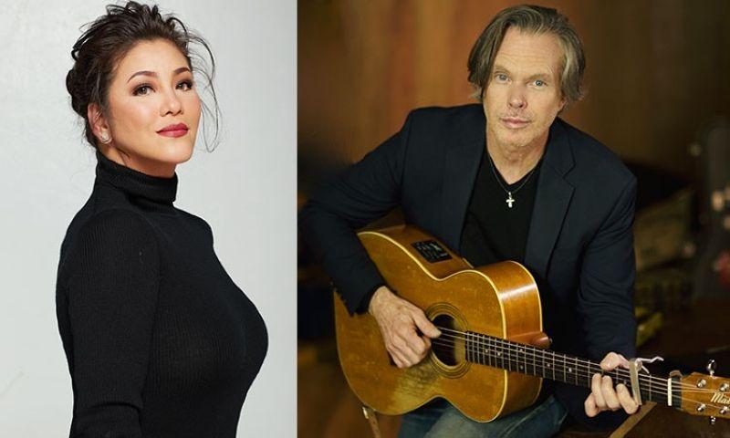 Regine Velasquez-Alcasid and Rick Price (Contributed photo)