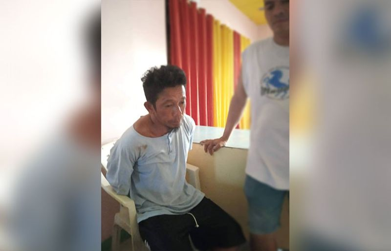 WANTED: Human matumbok nga mipatay sa usa ka lalake niadtong 2017, si Roger Doncillo sa San Fernando na nagtago. (Tampo sa CCMFC)