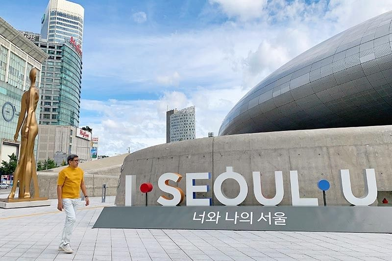 Hello, Seoul. I think I love you
