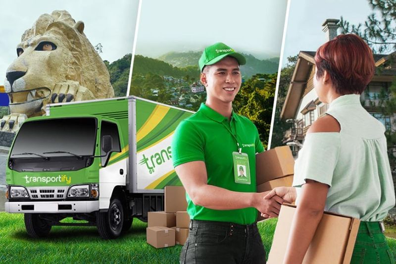 High tech App based, and innovative trucking platform Transportify opens their services in Baguio as the very first logistics platform to operate in North Luzon.