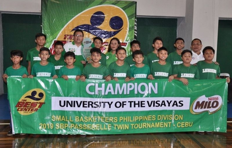 CEBU. The SBP squad of UV is looking to make a return to the national finals when they compete in the Visayas Regional Finals of the 34th BEST Center SBP Passerelle Twin Tournament backed by Milo this weekend in Iloilo. (Contributed photo)