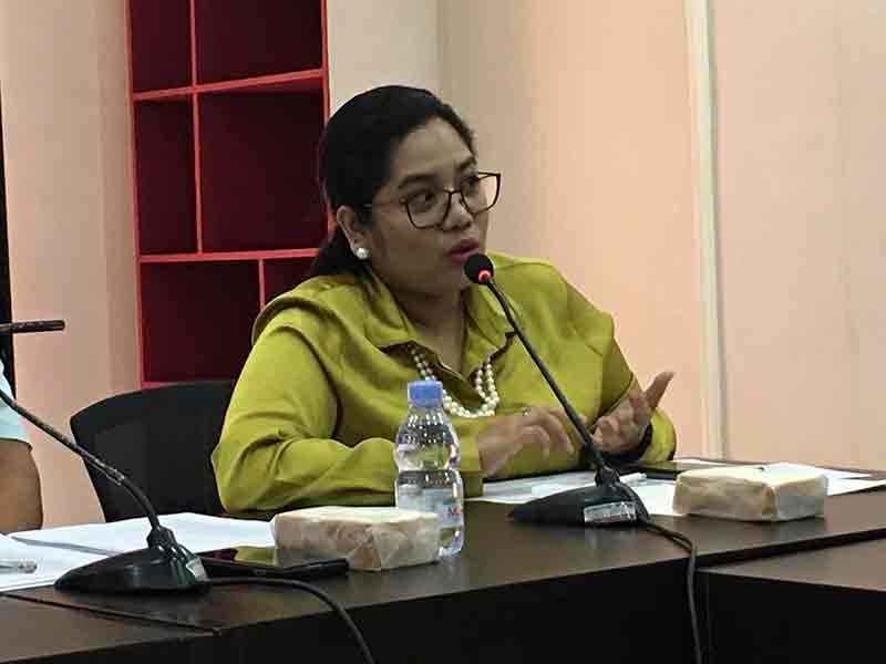 DAVAO. Davao City Councilor Bai Cassandra Advincula proposes an ordinance creating an OFW Families Welfare and Crisis Center, which aims to give services to the families of OFWs in the city such as welfare assistance, counseling services, legal assistance, financial literacy  training, and livelihood and economic workshops. (Roberto A. Gumba Jr.)