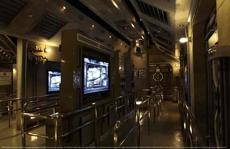 (Photo by Universal Studios Singapore)