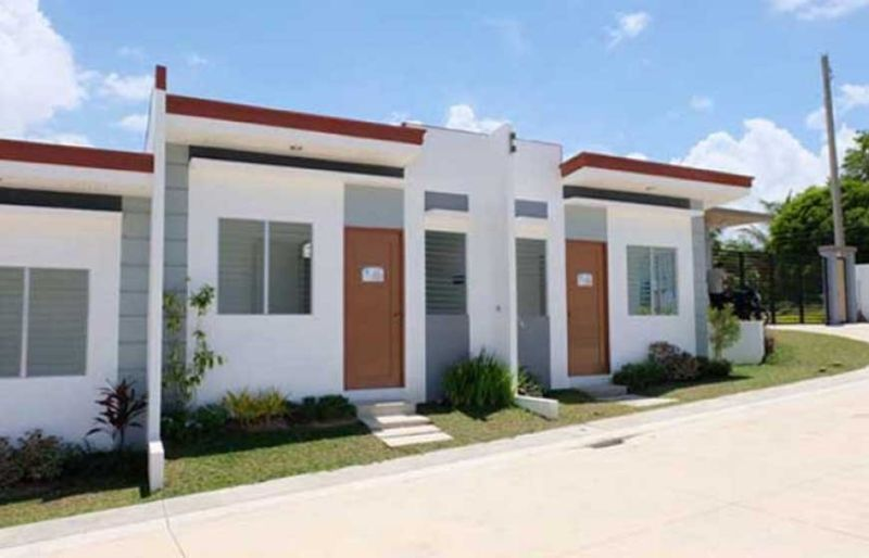 AFFORDABLE HOMES. Qualified borrowers under Pag-Ibig Fund's affordable housing program will pay a monthly amortization of only P2,445.30 for a socialized home loan of up to P580,000. (SunStar File Photo)