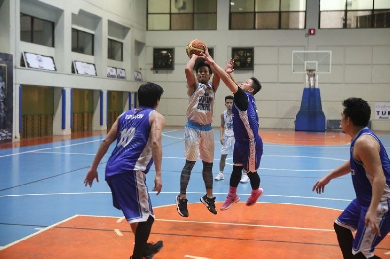 CEBU. Demand Science kept their hopes for the playoffs alive with a win over Shearwater Health in the E-Leagues for Basketball on Sunday. (Contributed photo)