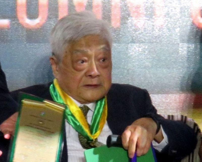 CEBU. Cebuano tycoon John Gokongwei Jr. (SunStar File)