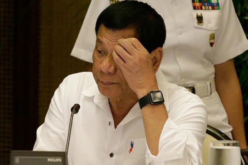 President Rodrigo Duterte (File Photo)