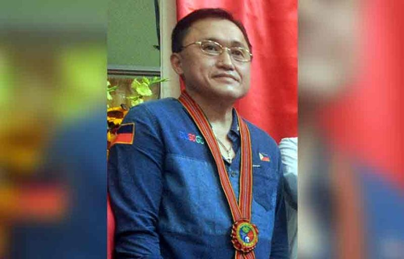 BAGUIO. Senator Lawrence Go during his recent visit in Baguio City said he filed a bill for the creation of Philippine High School for Sports. (Redjie Melvic Cawis)