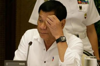 President Rodrigo Duterte (File Photo)