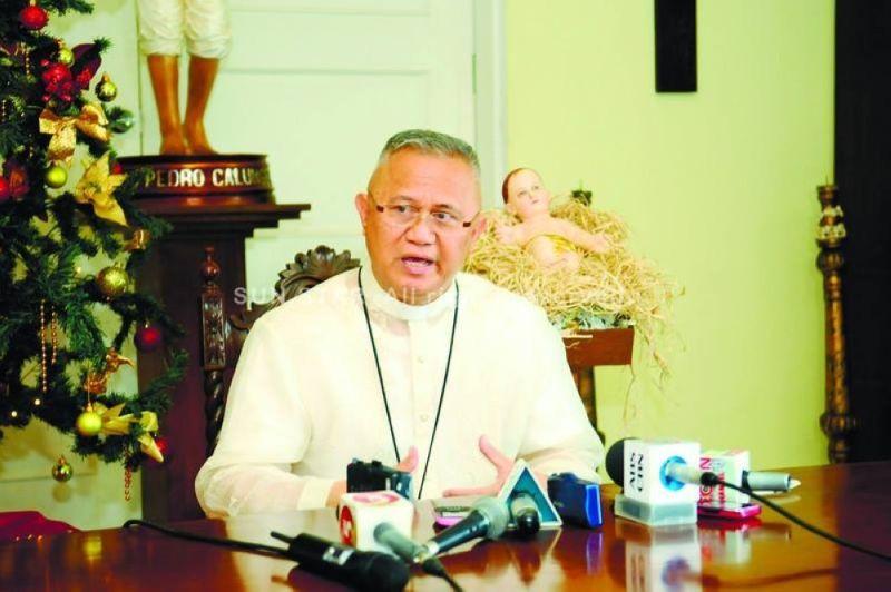 Cebu Archbishop Jose Palma (File photo)
