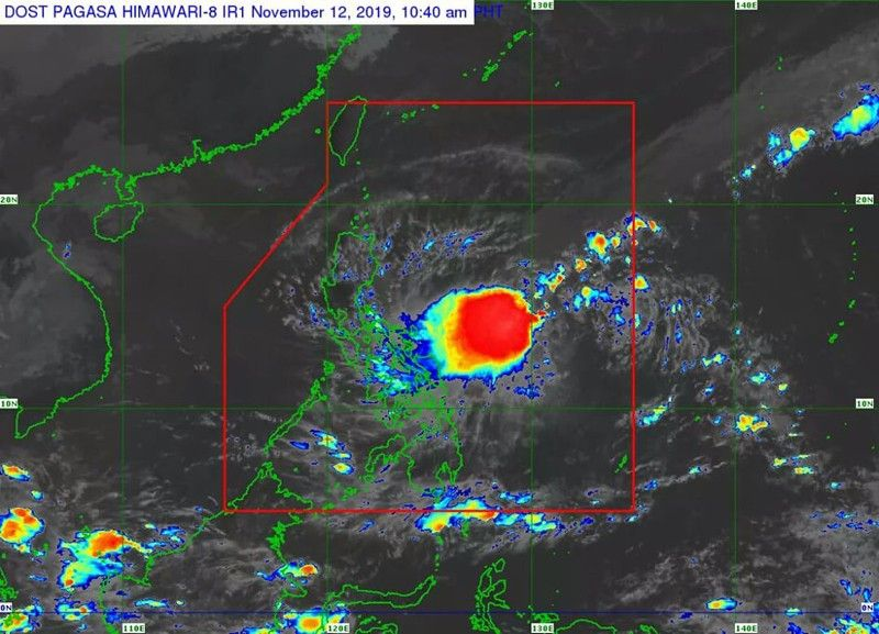 Photo from Pagasa