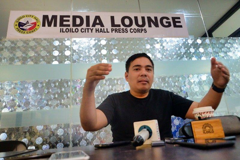 ILOILO. Filmmaker and director Elvert Bañares. (Leo Solinap)