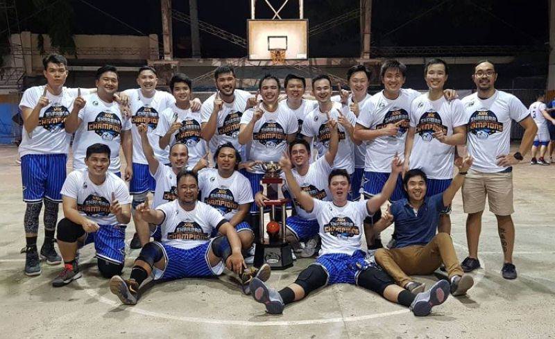 Batch 2004 came from behind to stun Batch 2000 and take home the Division B title in the SHAABAA Cebu Landmasters Cup. (Contributed foto)