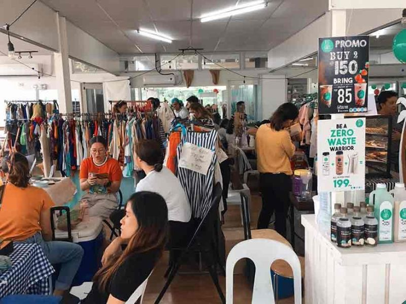 DAVAO. Be updated of local bazaar schedules in the city and get surprised of what you will discover for sale. (Photo courtesy of Mari Yoga & Dance Studio)