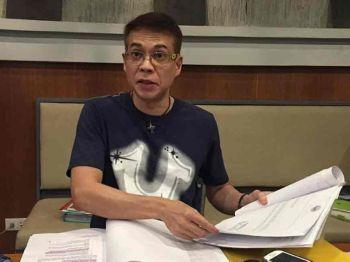 Bacolod City Councilor Carlos Jose Lopez (SunStar file photo)