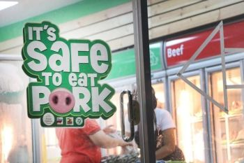 Authorities are trying to convince the public that pork is safe for human consumption amid the African Swine Fever (ASF) scare. (File Photo)