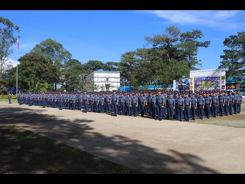 BAGUIO. 453 new patrolmen and women who have completed the six-month Public Safety Basic Recruit Course (PSBRC) and the six-month Field Training Program (FTP) of the Police Regional Office-Cordillera (PROCOR) is set to be deployed as support personnel for the regional, provincial and city mobile forces in Cordillera. (RPIO)