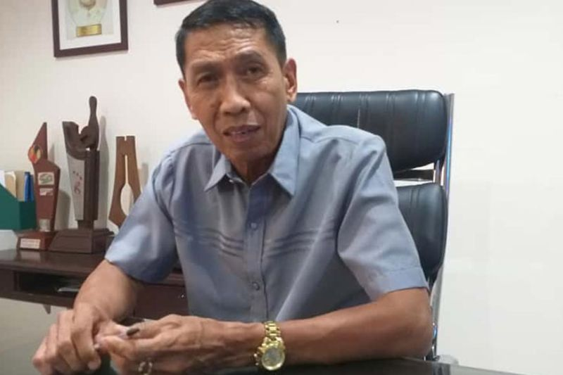 BACOLOD. National Food Authority-Negros Occidental Provincial Manager Engineer Frisco Canoy. (Erwin P. Nicavera)