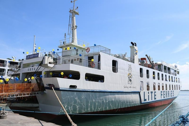 CONNEC-TING ISLANDS: Completed this year, the Lite Ferry Five will soon serve the Oslob, Cebu to Dipolog City, Zamboanga del Norte route, which was granted a pioneering status protection by Marina. It can ferry a total of 540 passengers and 23 10-wheeler trucks, with a maximum speed of 15 knots and a service speed of 13 to 14 knots. (SunStar photo / Amper Campaña)