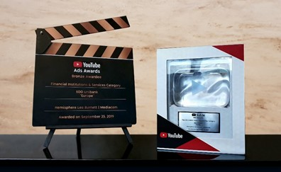 MANILA. YouTube awards BDO with the Crystal Award in the Multi-video Storytelling category for its Kwentong Kabayan video series and a Bronze Award in the Financial Institutions and Services category for