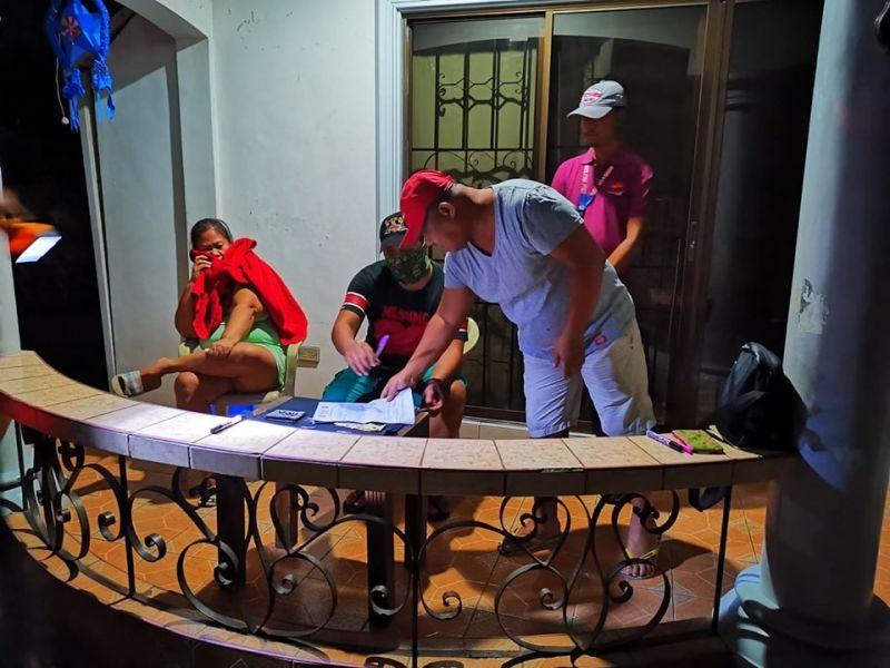 BACOLOD. An estimated P150,000 worth of shabu seized in a drug bust at San Mateo Village, Barangay Banago, Bacolod City Tuesday, November 19, 2019. (BCPO photo)