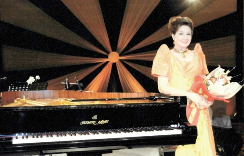 International concert pianist Dr. Ingrid Sala-Santamaria will perform on Saturday, Nov. 23 at City Sports Club Cebu, 6:30 p.m.
